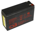 Аккумулятор CSB HR1224W F2F1 (12V / 7.0 Ah, lead-acid)