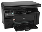 Лазерный МФУ HP LaserJet Pro M1132 (принтер/сканер/копир, A4, USB 2.0, до 18 ppm, пр-1200x600 dpi, ск-1200 dpi, 8 MB, 8000 Стр/мес, Windows XP/Vista/7, MacOS, Linux, Black) [ CE847A ]
